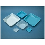 ANTI-STATIC POLYSTYRENE WEIGHING DISHES
