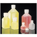 THERMO SCIENTIFIC NALGENE HDPE SQUARE NARROW-MOUTH LABORATORY BOTTLES