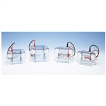C.B.S. SCIENTIFIC SINGLE VERTICAL MINI-GEL SYSTEMS