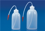 PolyLab 500-mL LDPE  Wash Bottles, Box of 6