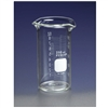 PYREX DOUBLE SPOUT, DOUBLE SCALE BEAKERS