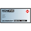 HIGH FIVE POWDER-FREE TEXTURED LATEX GLOVES