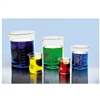KIMAX COLOR-CODED LOW FORM BEAKERS